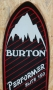 Burton Performer Elite 150