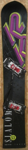 FOR TRADE (or Sale) K2 - Slalom SLX