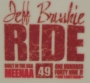 FOR TRADE (or Sale) RIDE - Jeff Brushie