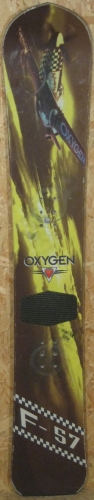 FOR TRADE (or Sale) OXYGEN - F57