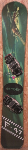 FOR TRADE (or Sale) OXYGEN - F47