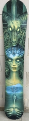 LBC 2020 ART ON BOARDS H.R. Giger - Spell 2
